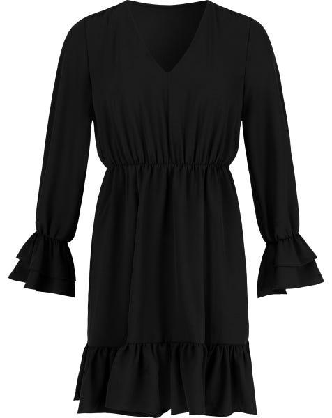 JOELIA DRESS BLACK
