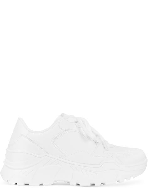 LEXI SNEAKERS WHITE