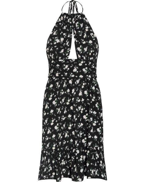 LYNDE DRESS BLACK