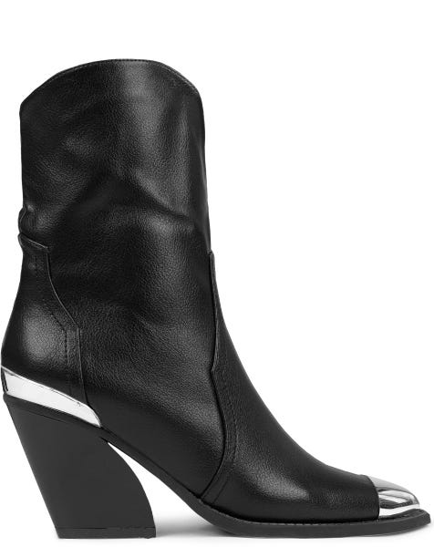 EVY BOOTS BLACK
