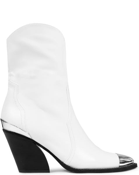 EVY BOOTS WHITE