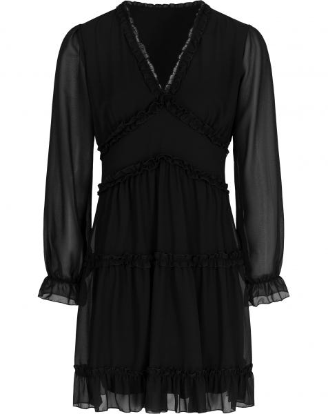 CATO DRESS BLACK