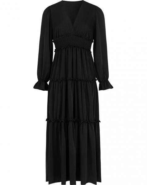 KENZI MAXI DRESS BLACK