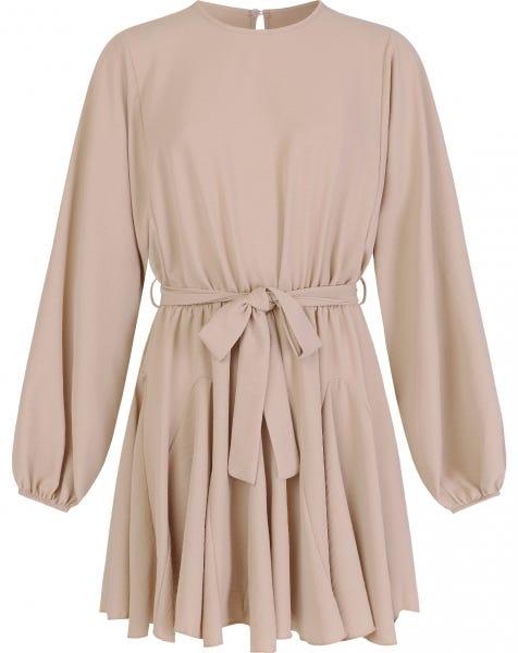 KADIA DRESS BEIGE