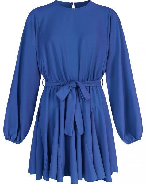 KADIA DRESS ROYAL BLUE