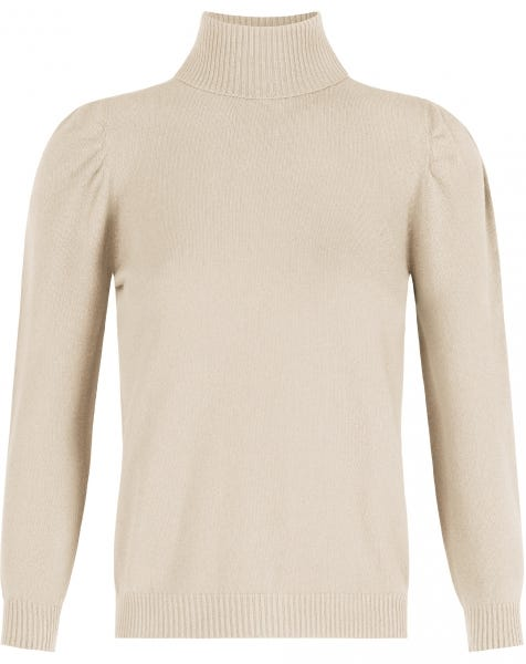 GISELE KNIT ALMOND