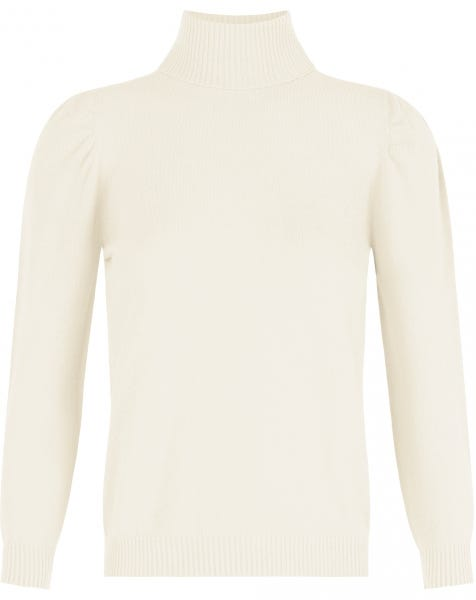 GISELE KNIT CREAM