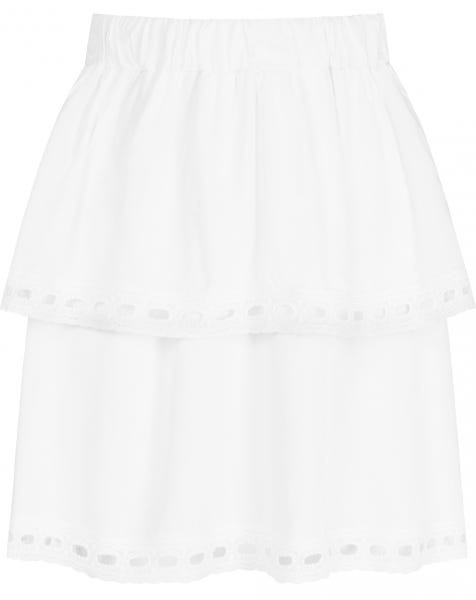 JULIA SKIRT WHITE