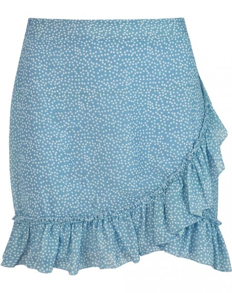 SUZIE SKIRT BLUE