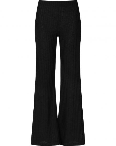 SLOAN KNIT PANTS BLACK