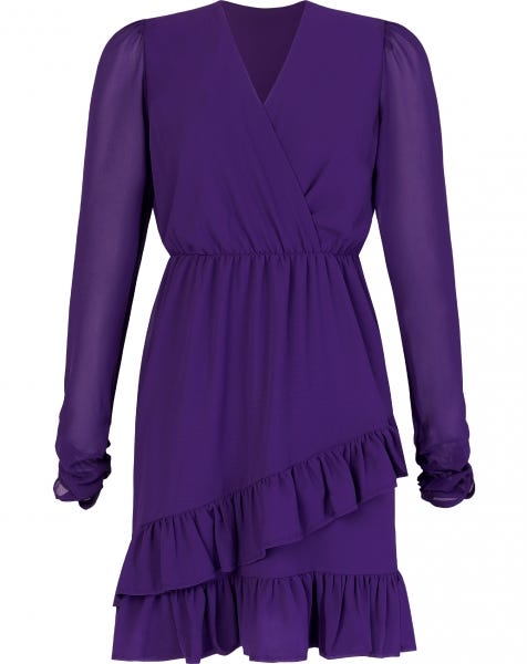 MILA DRESS PURPLE