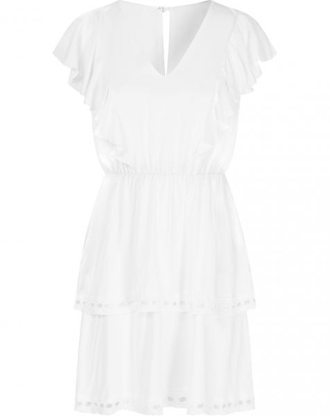 JULIA DRESS WHITE