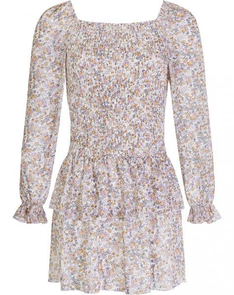 ROME DRESS WHITE