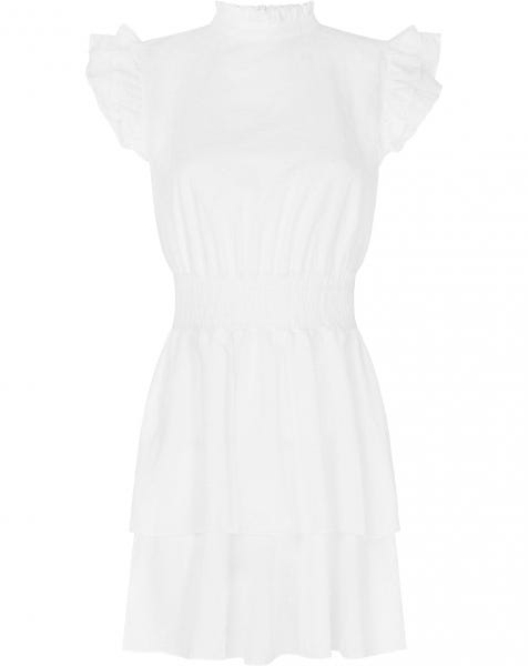 ROSIE DRESS WHITE