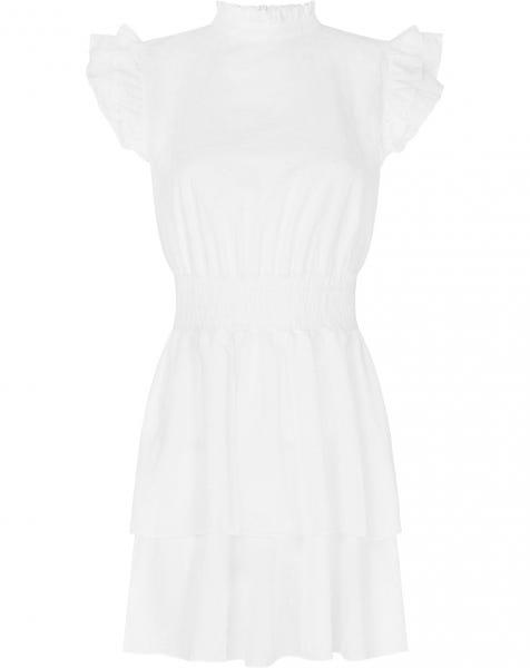 ROSIE DRESS WHITE