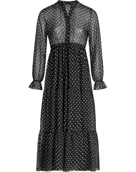 GIGI MAXI DOTS DRESS