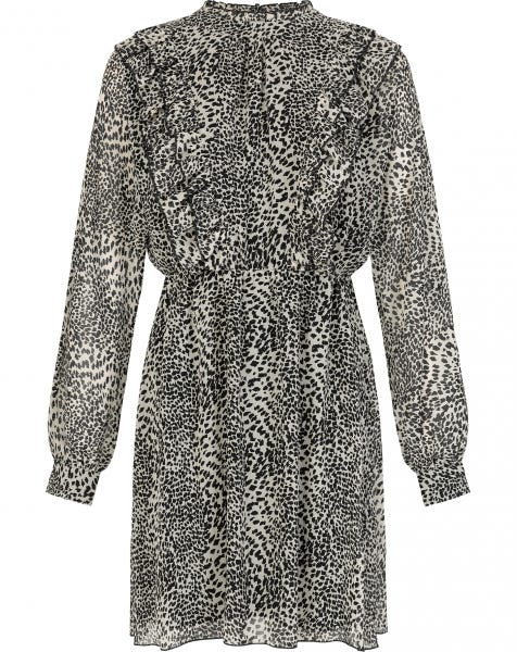 ALEAYA CHEETA DRESS
