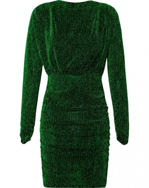 JOSH GLITTER DRESS GREEN
