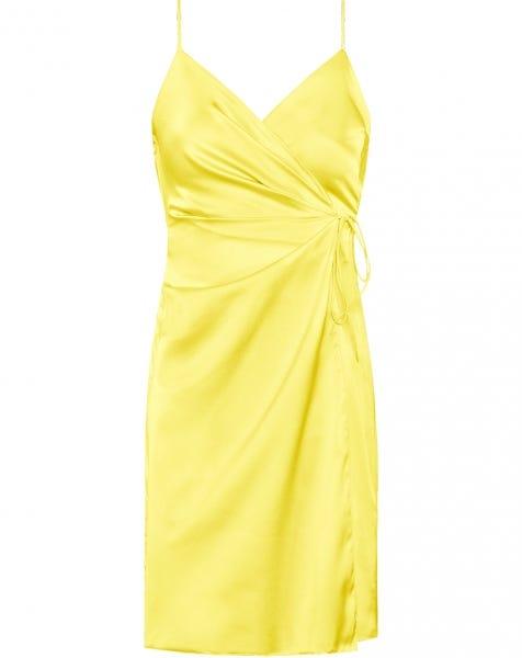 LEILA DRESS YELLOW