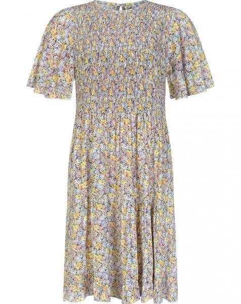 MILENA FLOWERS DRESS