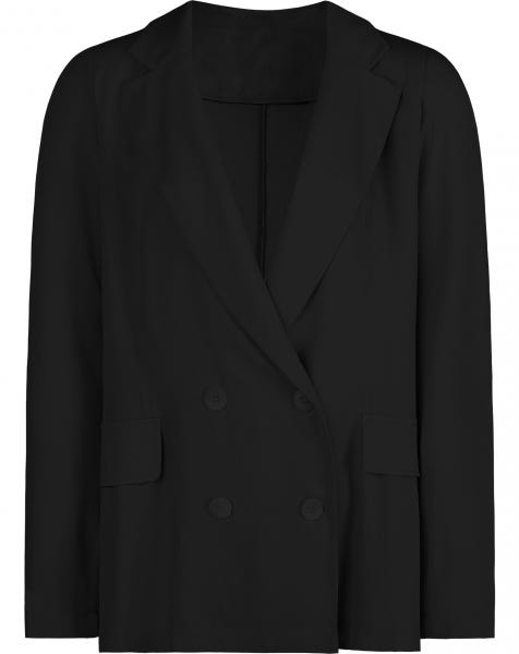 RUBY BLAZER BLACK