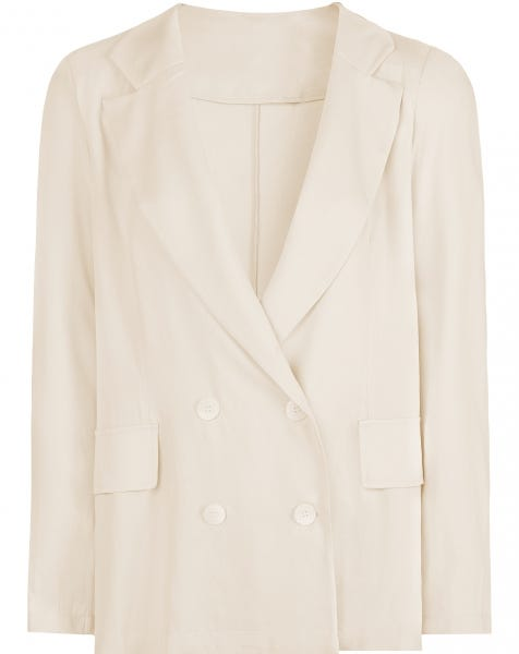 RUBY BLAZER CREAM