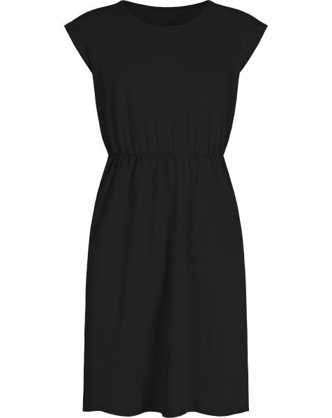 CHARLI TSHIRT DRESS BLACK
