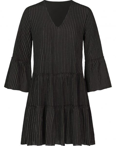 DUBAI BEACH DRESS BLACK