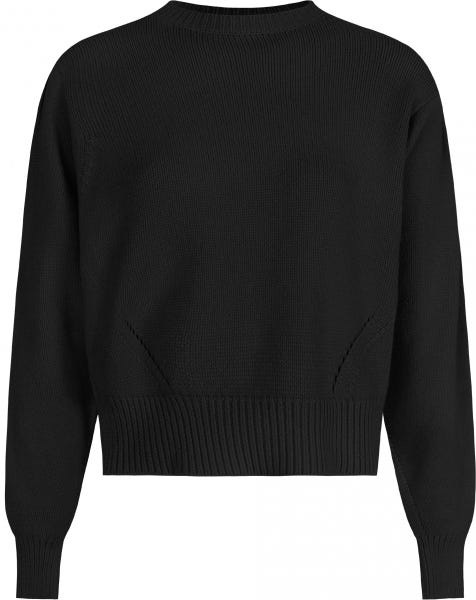 MILA KNIT BLACK