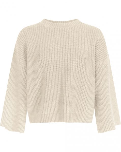 GIGI KNIT ALMOND