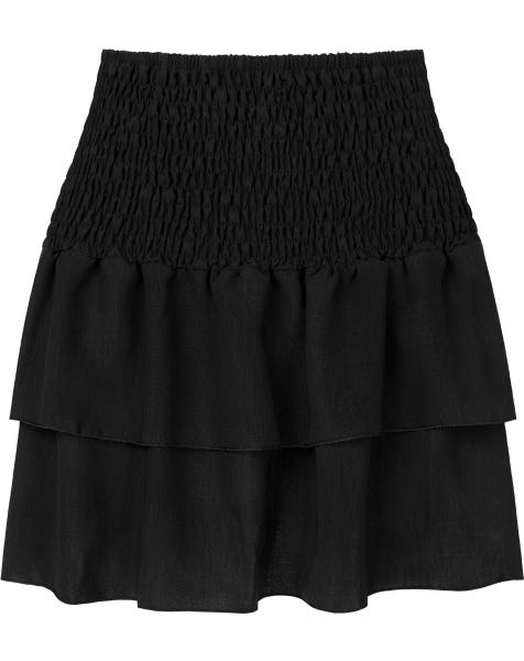 GINI SKIRT BLACK