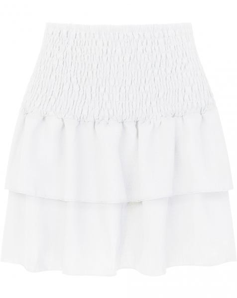 GINI SKIRT WHITE