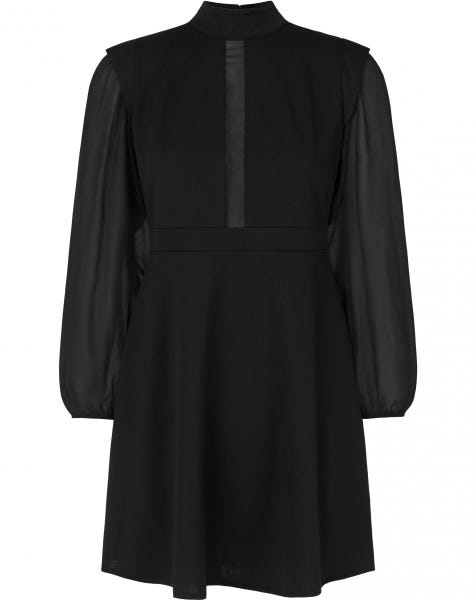 JULA DRESS BLACK
