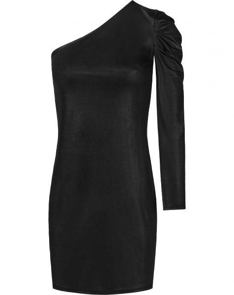 ROSELINE DRESS BLACK