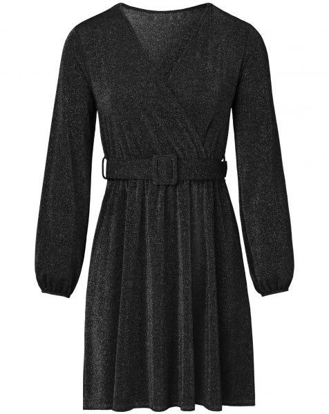 HALA DRESS BLACK