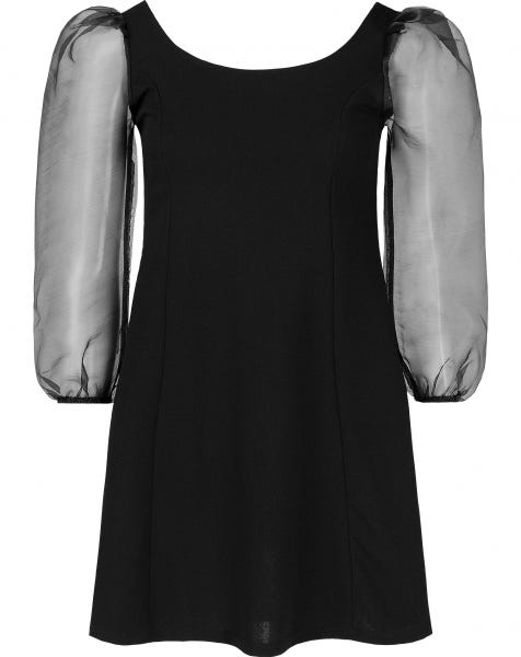 AVERY DRESS BLACK