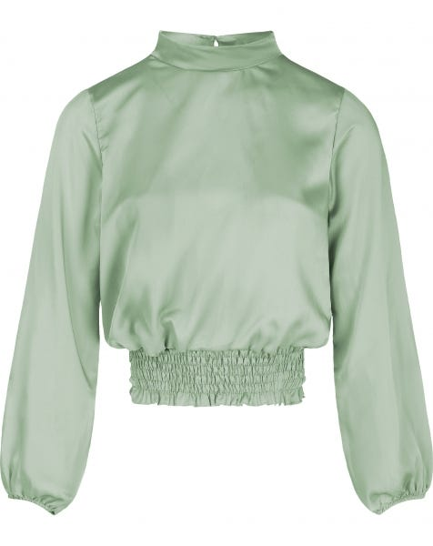 MILA BLOUSE MINT