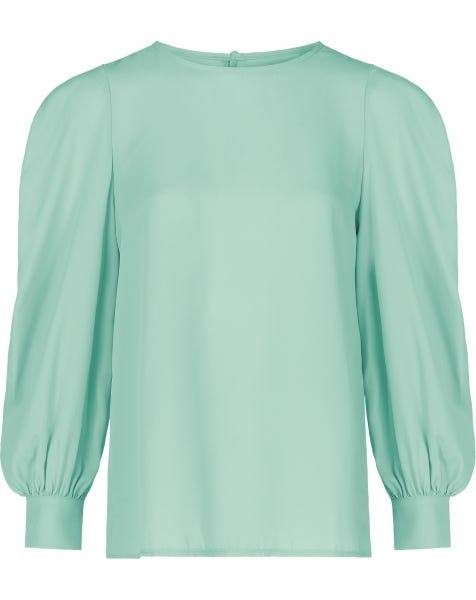 OLIVIA BLOUSE MINT