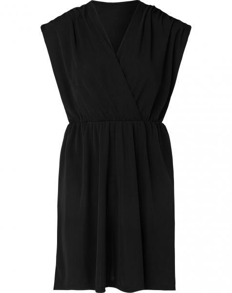 LUCI DRESS BLACK