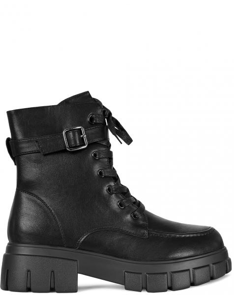 JUDITH BOOTS BLACK
