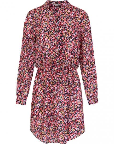 LONDON BLOUSE DRESS PINK