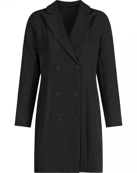 JOYA BLAZER DRESS BLACK
