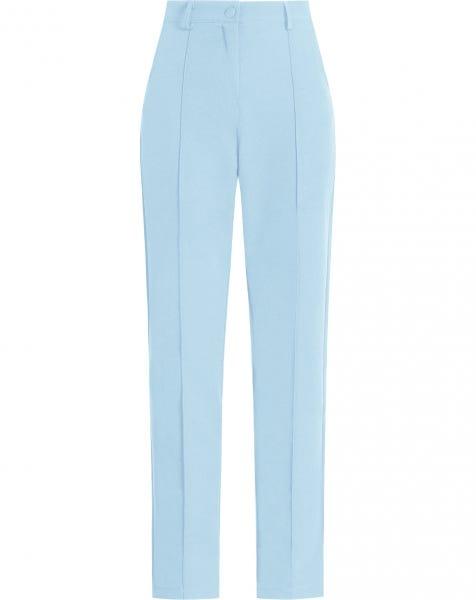 ROXY PINTUCK PANTS BLUE