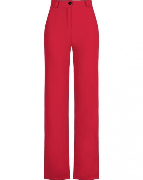 ROXY PANTALON RED