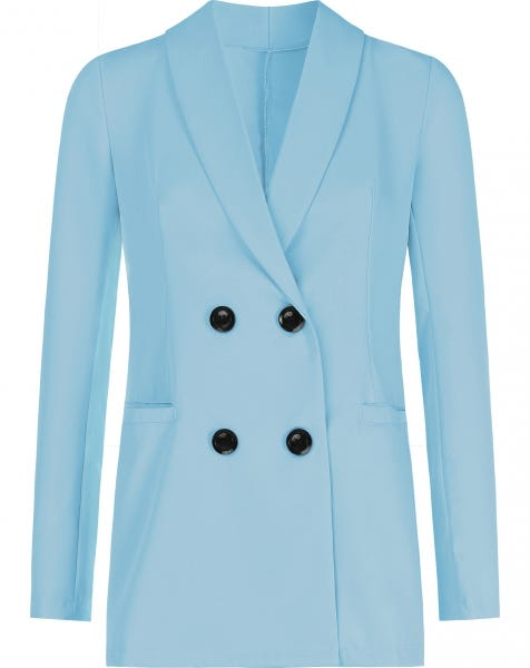 ROXY BLAZER BLUE
