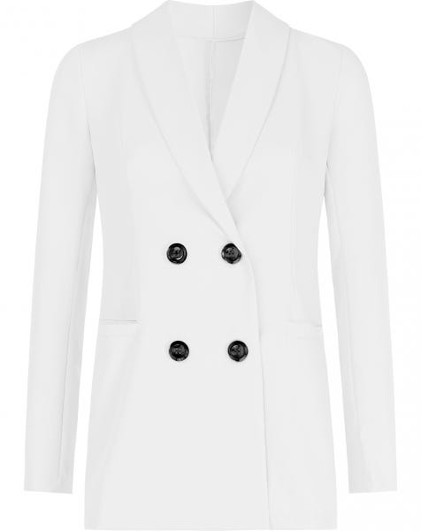 ROXY BLAZER WHITE