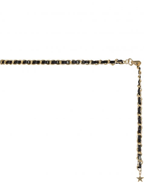 SOPHISTICATED CHAIN BELT GOLD