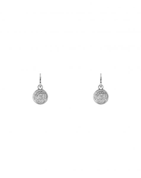 TRY TO CHARM ME EARRINGS SILVER