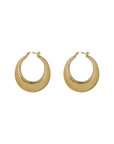 DANCE ALL NIGHT EARRINGS GOLD