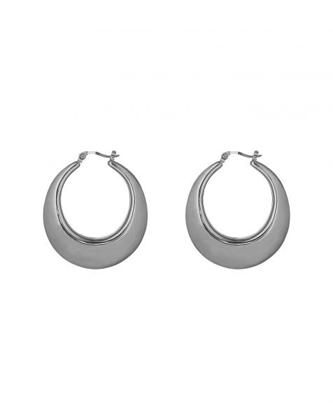 DANCE ALL NIGHT EARRINGS SILVER